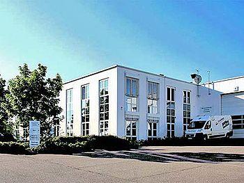Centre de logistique pour pneus camions de Hainichen