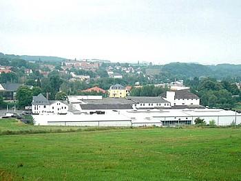 Centre de logistique pour pneus utilitaires de Nossen