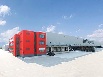Centre de logistique pneus de Speyer
