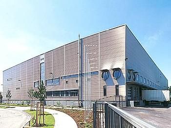 Centre de logistique pour les jantes aluminium de Karlsruhe